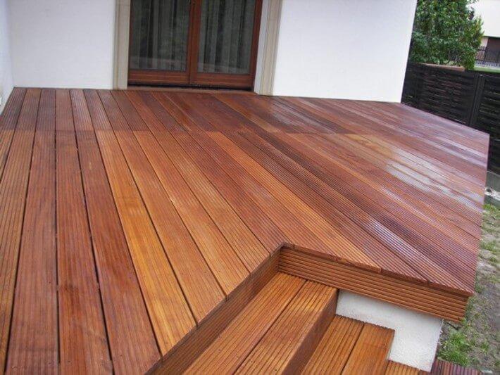 Renowacja tarasów - usługi wykonania podłogi tarasowej - gliwice - parkiet-gocz